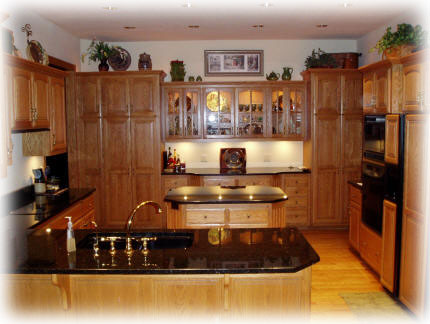 Electrical work for Kitchen remodels